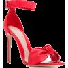ALEXANDER MCQUEEN Bow Detail Sandals - Sandálias -