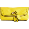 ALEXANDER MCQUEEN Hand bag Yellow - Hand bag -