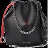 ALEXANDER MCQUEEN Leather bucket bag - Hand bag -
