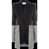 ALEXANDER MCQUEEN PANELED JACKET - Jacket - coats -