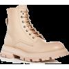 ALEXANDER MCQUEEN blush pink boot - Boots -