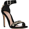 ALEXANDER MCQUEEN crystal embroidered sa - Classic shoes & Pumps -