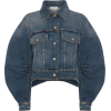 ALEXANDER MCQUEEN denim jacket - Jakne in plašči -