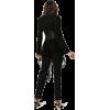 ALEXANDER MCQUEEN lace drape corset jack - Jacket - coats -