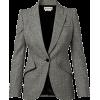 ALEXANDER MCQUEEN prince of whales - Jacket - coats -