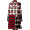 ALEXANDER MCQUEEN tartan dress - Dresses -