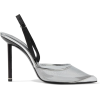 ALEXANDER WANG Metallic leather and sati - Classic shoes & Pumps -
