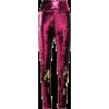 ALEXANDRE VAUTHIER glitter high-waisted  - Capri hlače - 1,936.00€  ~ 14.319,24kn