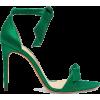 ALEXANDRE BIRMAN Lovely Clarita bow-embe - Sandalias -