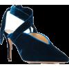 ALEXANDRE BIRMAN ankle straps mules 1,10 - Classic shoes & Pumps -