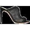 ALEXANDRE BIRMAN fishnet stiletto sandal - Sandały -