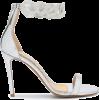 ALEXANDRE VAUTHIER Elsa embellished-stra - Sandals -