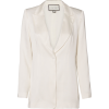 ALEXIS Blac One Button Blazer - Jacket - coats -