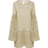 ALL THAT REMAINS neutral dress - Vestidos -