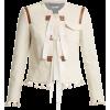 ALTUZARRA  Avenue tie-detail jacket - Jacket - coats -