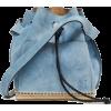 ALTUZARRA Espadrille suede bucket bag - Messenger bags - £566.00  ~ $744.73