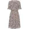 ALTUZARRA Leopard-printed silk dress - Obleke -