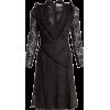 ALTUZARRA  Ourika Valencienne lace ruffl - 连衣裙 -