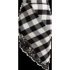 ALTUZARRA  Vichy lace-trimmed checked wo - Krila -