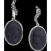 AMEDEO slate earrings 2,622 € - Ohrringe -