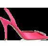 AMINA MUADDI Begum crystal-embellished s - Zapatos clásicos -
