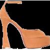 AMINA MUADDI - Sandals - 595.00€  ~ $692.76
