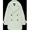 AMI Wool-blend coat - Jacket - coats -