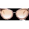 A. McQueen - Sunglasses -