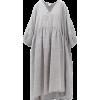 ANAAAK black & white dress - Obleke -