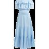 ANAAK  Jaisalmer cotton dress - Платья -