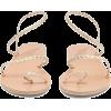 ANCIENT GREEK SANDALS Eleftheria braided - Sandals -