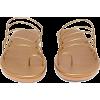 ANCIENT GREEK SANDALS Sani metallic-stra - Sandals -