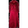 A.N.G.E.L.O red breasted coat - Giacce e capotti -