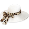 ANIMAL PRINT SCARF TRIM - Cappelli -