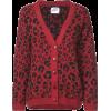 ANINE BING justine leopard print cardiga - Cardigan -