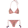 ANJUNA Reversible crochet-trimmed printe - Swimsuit -