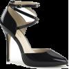 ANKLE STRAP HEELS - 经典鞋 -