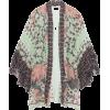 ANNA SUI Rubaiyat floral-print silk-chif - Jacket - coats - $475.00