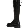 ANN DEMEULEMEESTER black boot - Botas -