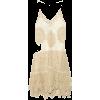 ANTIK BATIK lace mini dress - Dresses -