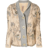 ANTONIO MARRAS embellished knitted cardi - Cardigan -