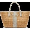 ANYA HINDMARCH  The Neeson large straw b - Hand bag -
