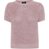 A.P.C. Audrey metallic sweater - Pullovers -