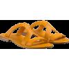 A.P.C. - Sandals -