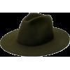 A.P.C. felt FA.P.C. felt Fedoraedora hat - Hat -