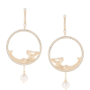 APPLES & FIGS Prom Song earrings - Uhani -