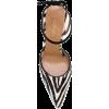 AQUAZZURA Candance zebra print pumps - Zapatos clásicos -