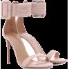 AQUAZZURA Casablanca 105 suede sandals - Sandálias - 440.00€