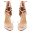 AQUAZZURA Magic 105 suede sandals - サンダル -