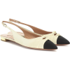 AQUAZZURA Mondaine grosgrain ballet flat - Flats -